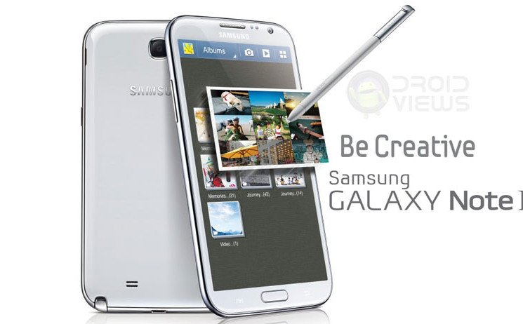 Download Samsung Galaxy Note 2 System Dump With Ringtones Wallpapers