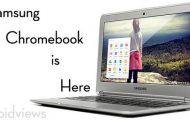 Google Launches the Samsung Chromebook - New Samsung Chromebook - Droid Views