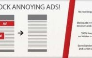 Say Bye to Annoying Ads with AdBlock Plus Free App for Android! - Block Annoying Ads - Droid Views