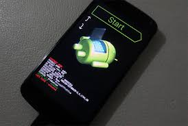 How to Install TWRP on Nexus 4 - Installation Of TWRP On Nexus 4 On Ready Mode - Droid Views