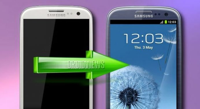 Bricked Galaxy S3