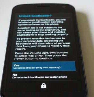 Root Galaxy Nexus I9250