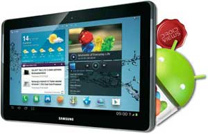Update Samsung Galaxy Tab 2 10 1 Wifi Gt P5110 With Official Android 4 1 1 Jelly Bean Firmware Droidviews