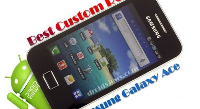 best android 4 1 4 2 jelly bean roms for samsung galaxy ace s5830 rh droidviews com Samsung Galaxy Ace 4 Old Samsung Galaxy
