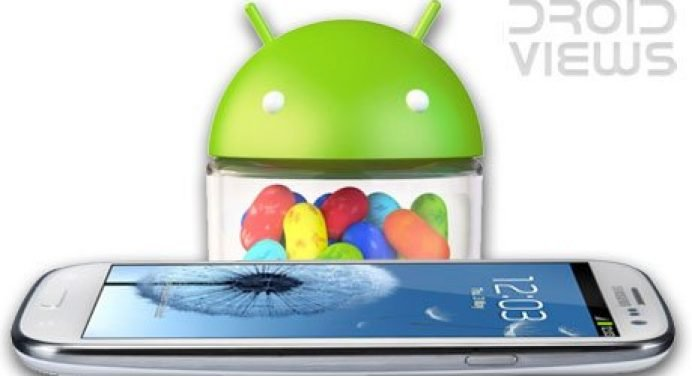 Samsung Galaxy S3Android 4.1.1