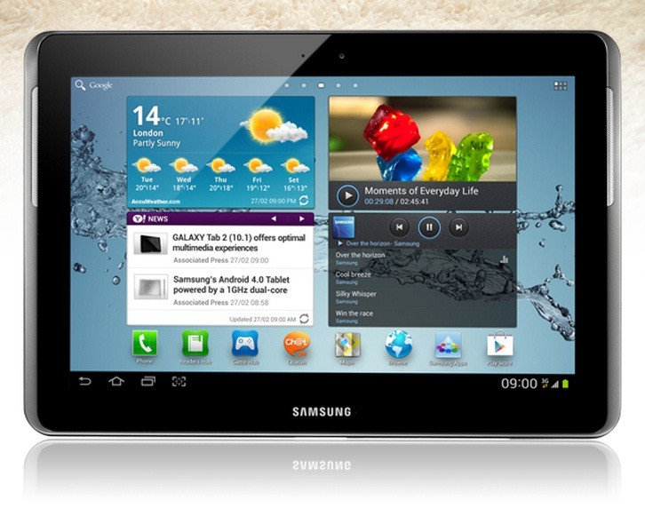 Root Samsung Galaxy Tab 2 10 1 Wifi Gt P5110 On Android 4 1 1 Jelly Bean Firmware Droidviews