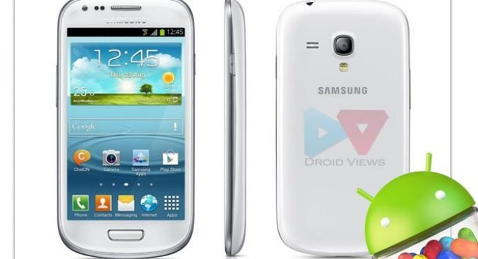 Stock rom / firmware original samsung galaxy s 3 iii mini gt.