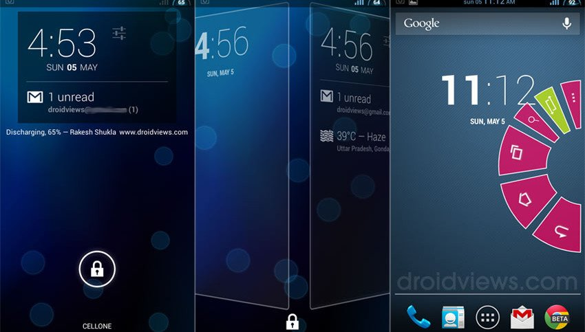 carbon rom android