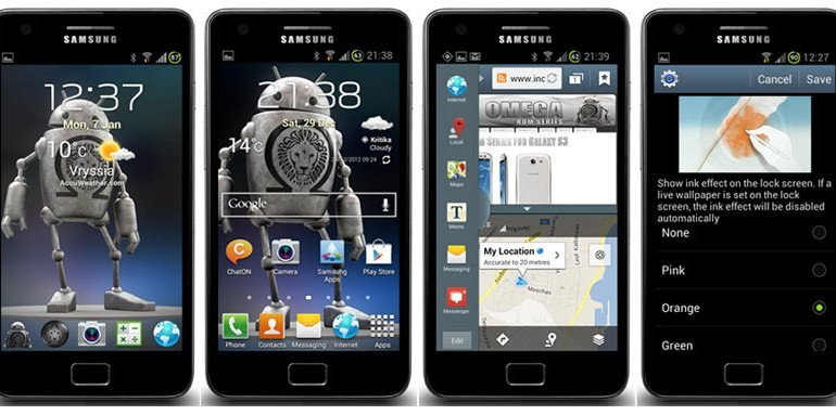 Best ROMs for Samsung Galaxy S2 GT-I9100 [2013 Edition