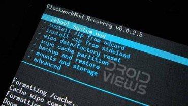 clockwormod recovery
