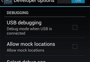 USBDebugging Mode