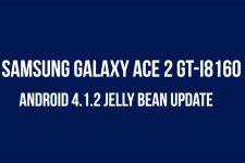 Galaxy Ace 2 Jelly Bean