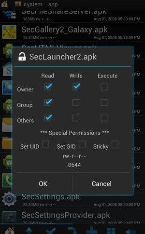 Galaxy S4 AccuWeather Widget