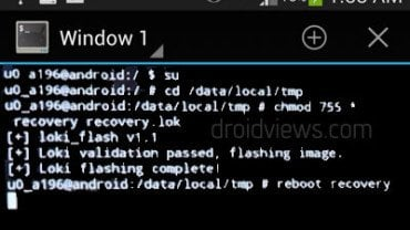 Android-Terminal-Emulator-S4-Root