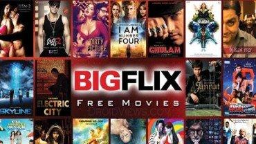 Free Bollywood movies on Bigflix