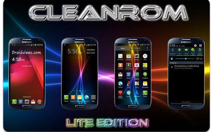 Clean ROM Galaxy S4 SCH-I545