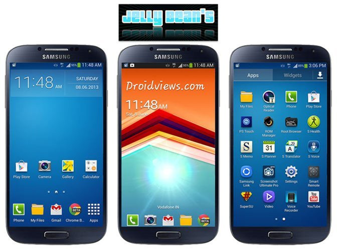 Best Custom ROMs for Verizon Galaxy S4 SCH-I545