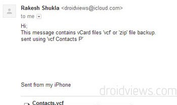 iphone contacts to gmail