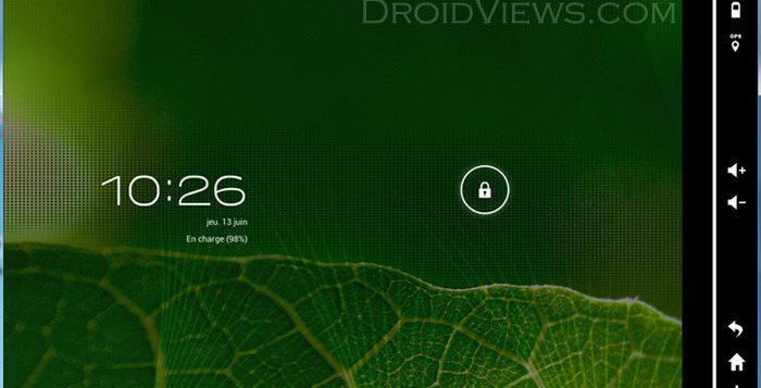 Android Jelly Bean on Windows