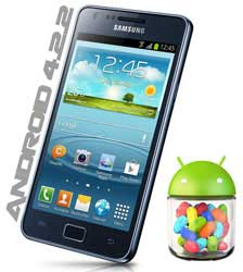 Android 4 2 2 Jelly Bean Firmware for Galaxy S2 Plus