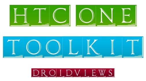 HTC One Toolkit - Root HTC Phones and Install Recovery