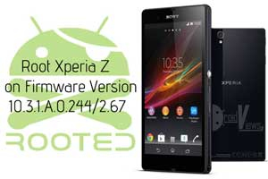 Root Xperia Z