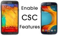 CSC Features on Samsung