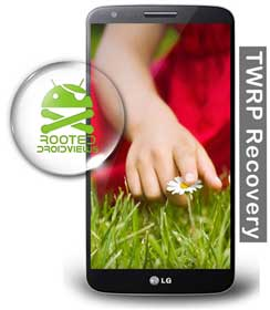 Root LG G2 and Install TWRP