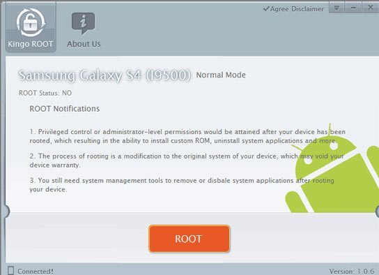 Root Android Devices in One Click (Samsung, HTC, LG, Sony, Motorola
