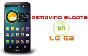 Remove LG G2 Bloatware   Safe to Remove Apps   DroidViews