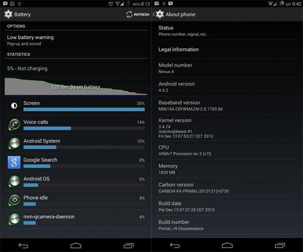 Primal-ROM-for-Nexus-4