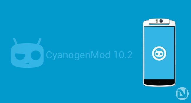 CM10.2 ROM on Oppo N1