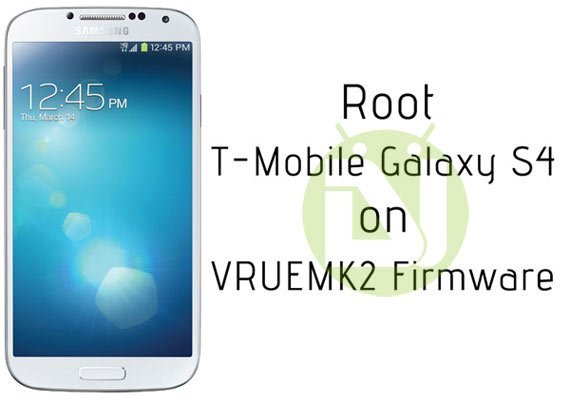 Root T-Mobile Galaxy S4