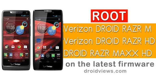 Verizon Droid RAZR M