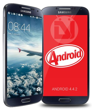 Galaxy S4 Android 4.4.2 Update