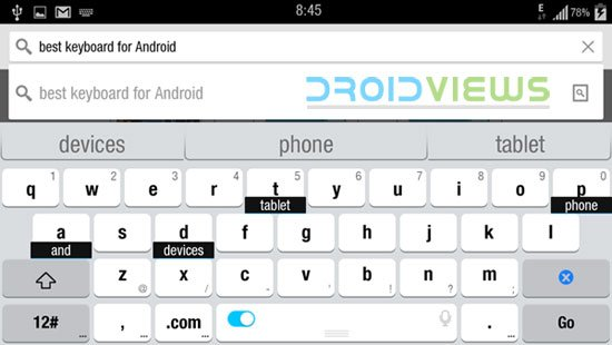 Fastest and Best Keyboard App