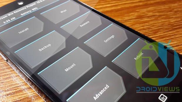 Custom ROM on Nexus 5