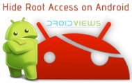 Hide Root Access