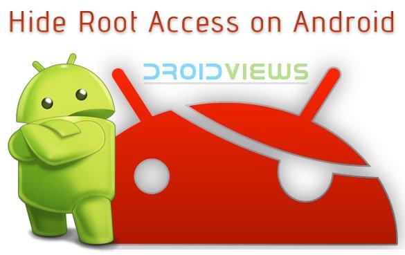 Hide Root Access