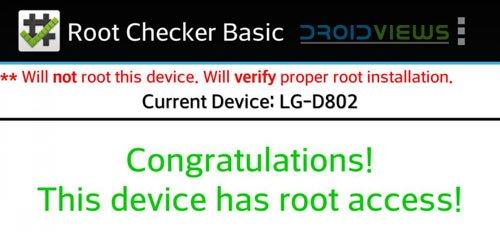 root-checher
