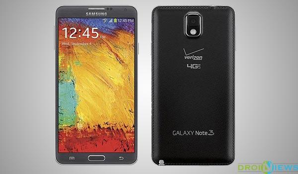 Install KitKat 4 4 2 Update on Verizon Galaxy Note 3 SM-N900V