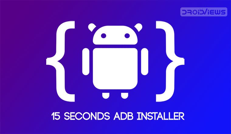 Download Minimal ADB and Fastboot Tool | 15 Seconds ADB