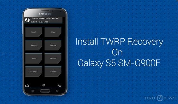 samsung galaxy s5 sm-g900f usb drivers