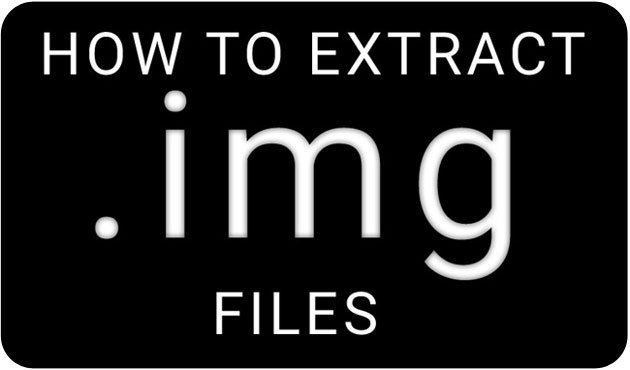How to Extract system img Files or Get System Dump of