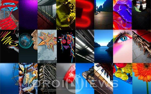 Download Nokia Lumia 1520 Stock Wallpapers