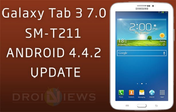 samsung galaxy tab 3 7.0 firmware upgrade