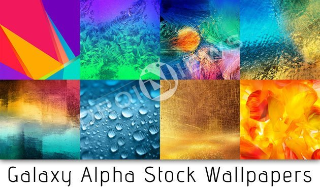 Download Samsung Galaxy Alpha Stock Wallpapers HD