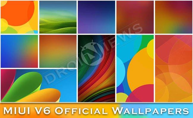 Download Miui V6 Official Wallpapers Full Hd And Ringtones