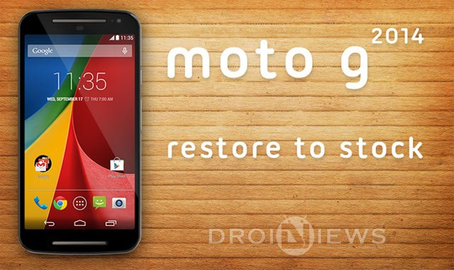 moto x 2014 fastboot drivers