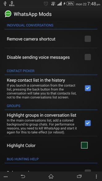 WhatsappMods